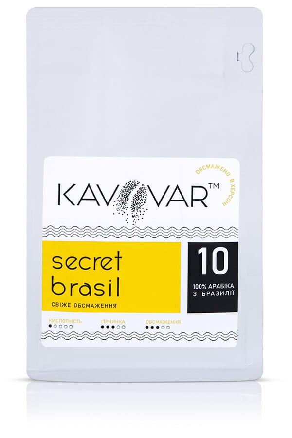 Кофе в зернах Secret Brasil
